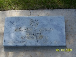 Melvin Grant Allen