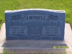 Alporta Allen Campbell
