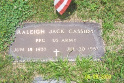 Raleigh Jack Cassidy