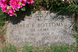 Fred E. Bottoms