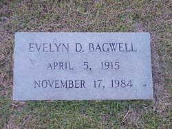 Evelyn <I>Davenport</I> Bagwell