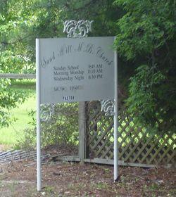 Sand Hill M B Cemetery