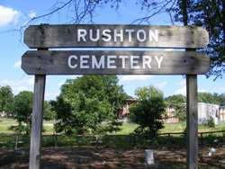 Rushton Mill Cemetery