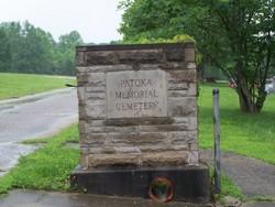 Patoka Memorial Cemetery