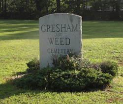 Gresham and Weed Cemetery