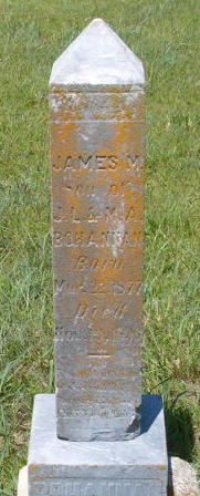 James M Bohannan