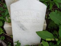 Hardy Owen Morton