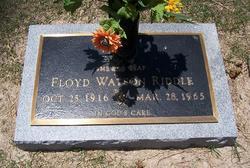 Floyd Watson Riddle