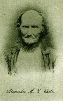 Alexander M.E. Chiles