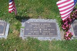 Clara R. <I>McGloin</I> Joyce