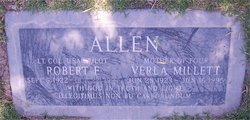 Verla <I>Millet</I> Allen