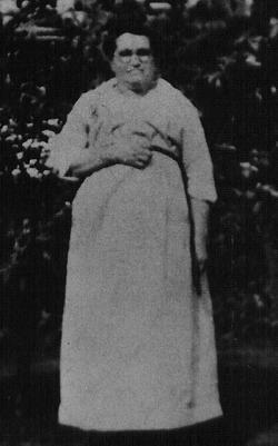 Mary Belle <I>Wildman</I> Barkey