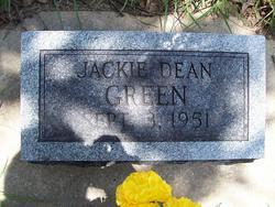 Jackie Dean Green