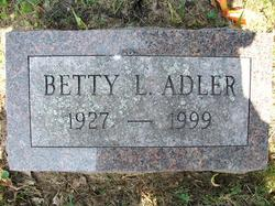Betty L Adler