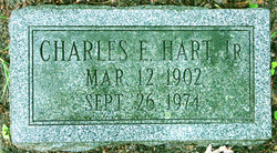 Charles Ephriam Hart, Jr