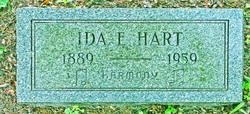 Ida E Hart