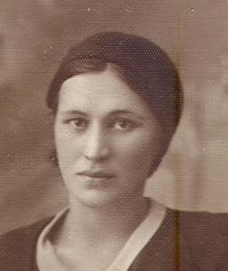 Irena Ivanova <I>Dowlud</I> Podlewski