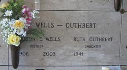 Marion E Wells
