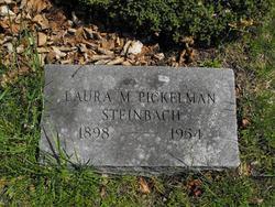 Laura M. <I>Sonntag</I> Pickelman Steinbach