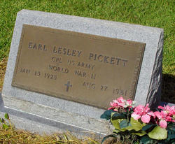 Earl Lesley Pickett