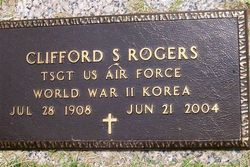 Clifford Sneed Rogers