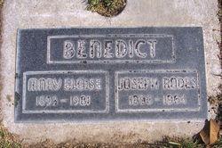 Eloise Mary <I>Reiss</I> Benedict