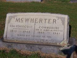 William Commodore McWherter