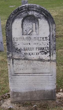 Lieut Edward Bates Parker