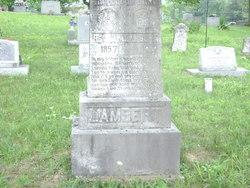 Rev John Wesley Lambert