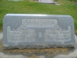 Henry Lacelle Sumsion