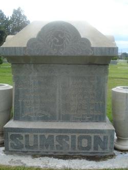 George Sumsion