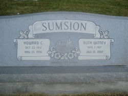 Howard Cecil Sumsion
