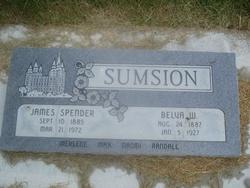 """James Spencer """"Spender"""" Sumsion"""