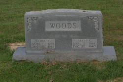 Cora Ellis  O'Dell Younger Wood