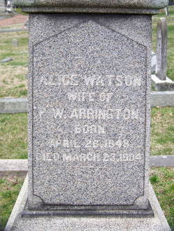 Alice Watson Arrington