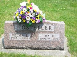 Ira Melvin Hostetler