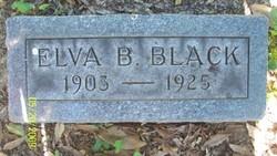 Elva Dixon <I>Butler</I> Black