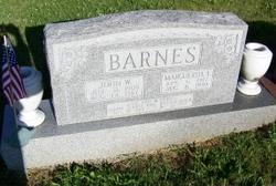 Marguerite L. <I>Harbaugh</I> Barnes