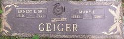 Mary Elizabeth <I>Shaffer</I> Geiger