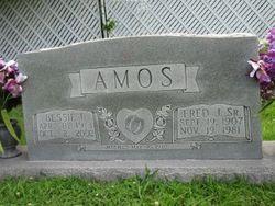 Bessie I Amos