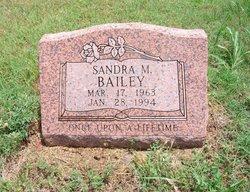 Sandra M. <I>Myers</I> Bailey