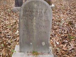 Martha Turner <I>Boothe</I> Acton