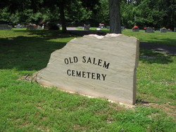 Old Salem Baptist Church Cemetery