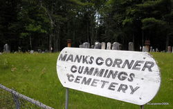 Mank's Corner Cummings Cemetery