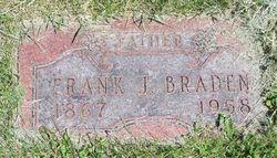 Frank James Braden