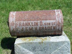 """Franklin D. """"Frankie"""" Braden"""