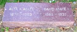 David Agate