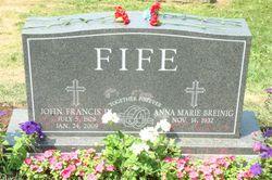 """John Francis """"Jack"""" Fife, III"""