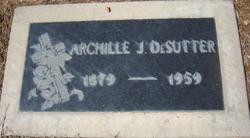 "Achiel Joseph ""Archille"" DeSutter"