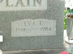 Eva Lena <I>Barnhart</I> Champlain